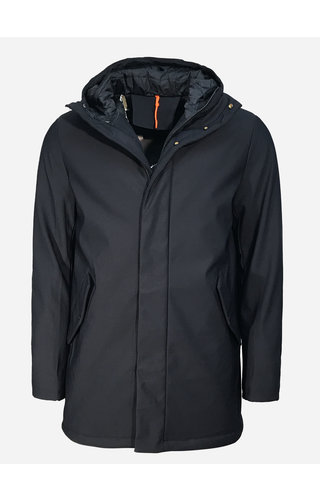 Wam Denim Winter Coat BH-8516 Blue