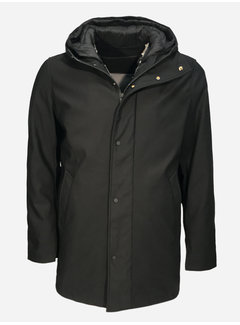 Wam Denim Winter Coat BH-8518 Black