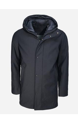 Wam Denim Winter Coat BH-8518 Blue