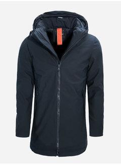 Arya Boy Winter Coat WW8918BPM Dark Blue
