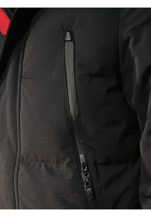 Winterjas MF8662A Black
