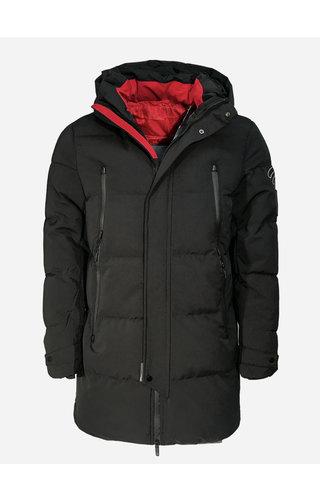 Winter Coat MF8662A Black