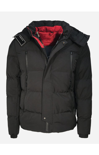 Winter Coat MF-8663 Black