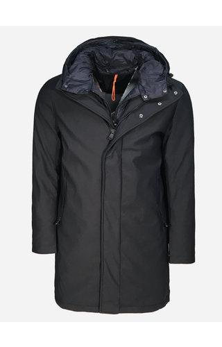 Winter Coat BH-8515 Blue