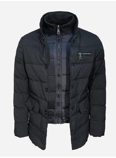 Arya Boy Winter Coat LY 8789 Blue