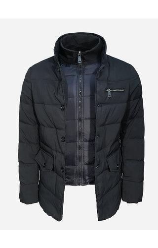 Enos Winter Coat LY 8789 Blue