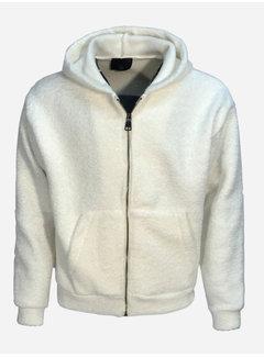 Arya Boy Vest Uy534 White