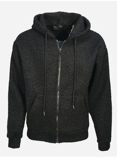 Arya Boy Vest Uy534 Black