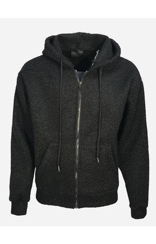 Uniplay Winterjas Uy534 Black