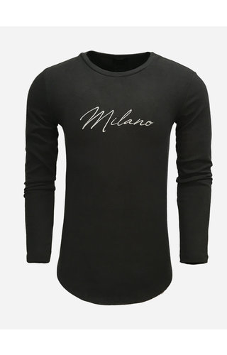 Uniplay Sweater Uy539 Black