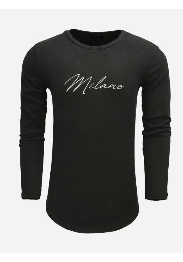 Sweater Uy539 Black