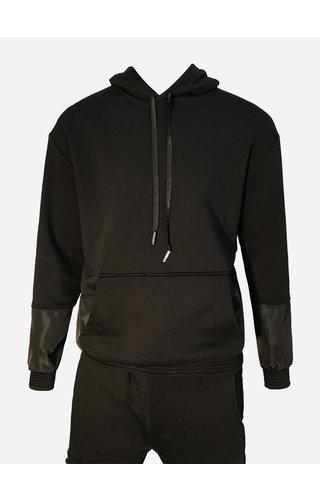Uniplay Sweat Suit EHL-11 Black