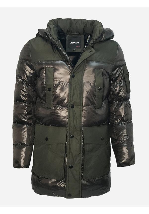 Winterjas 99532 Green