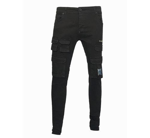 Arya Boy Jeans 367 Black