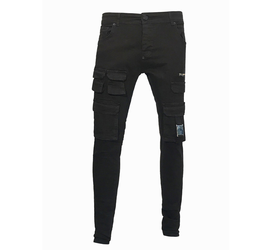 Jeans 367 Black