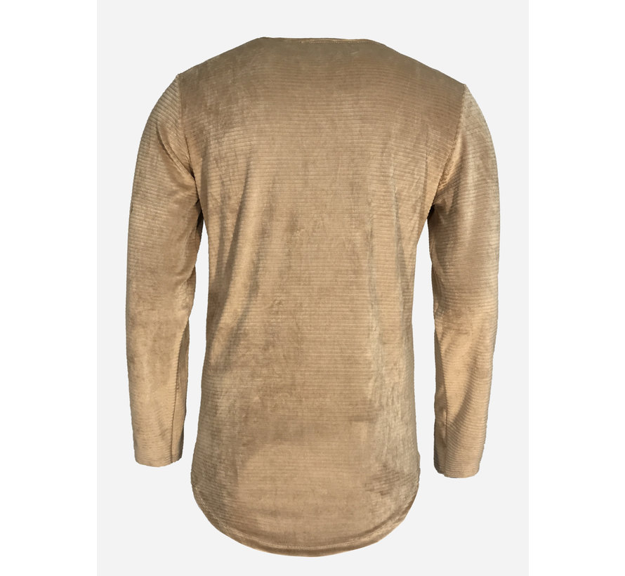 Sweater Uy538 Beige