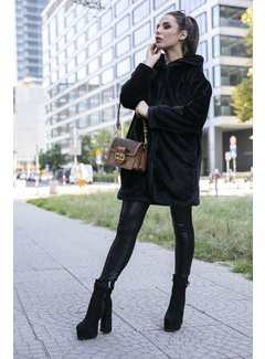 Winterjas Dames GC18001-U Black