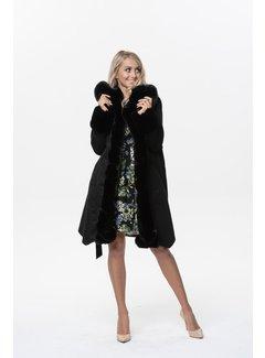 Winter Coat Ladies 169 Black
