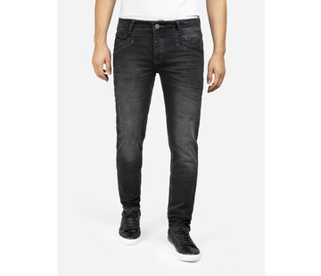 Wam Denim Jeans 72258 Felice Black L34