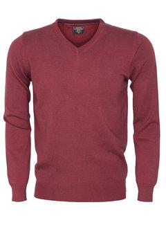 Wam Denim Sweater 77201 Red