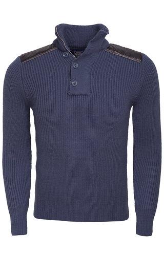 Wam Denim Sweater 87014  Indigo