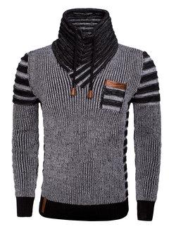 Wam Denim Sweater 77222 Black White