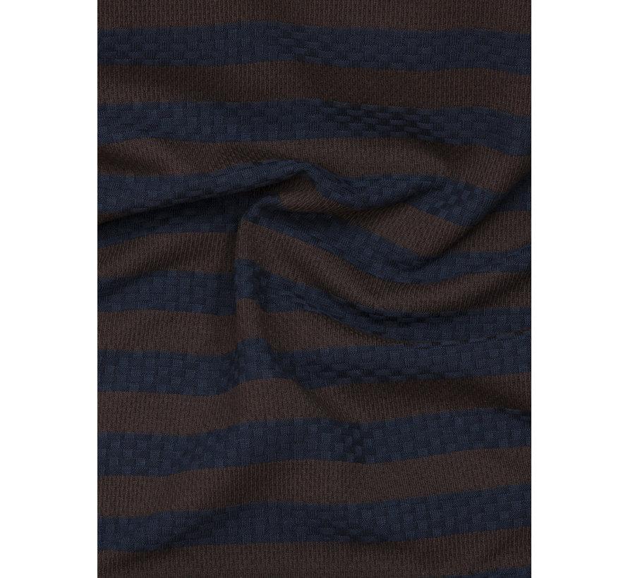 Sweater 76265 Louisville Khaki Navy