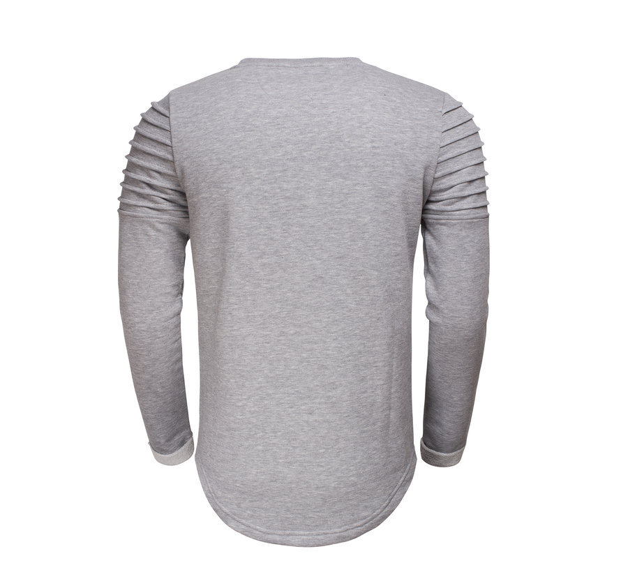 Sweater 86209 Grey