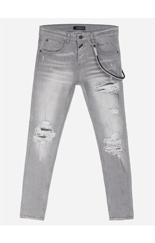 Wam Denim Jeans 3273 Light Grey