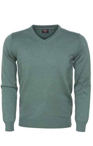 Wam Denim Sweater 77201 Green
