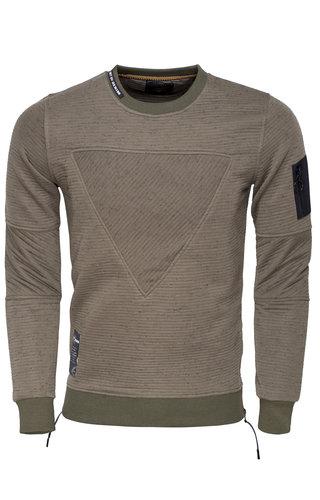 Wam Denim Sweater 76147 Khaki