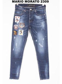 Wam Denim Jeans 2309 Navy