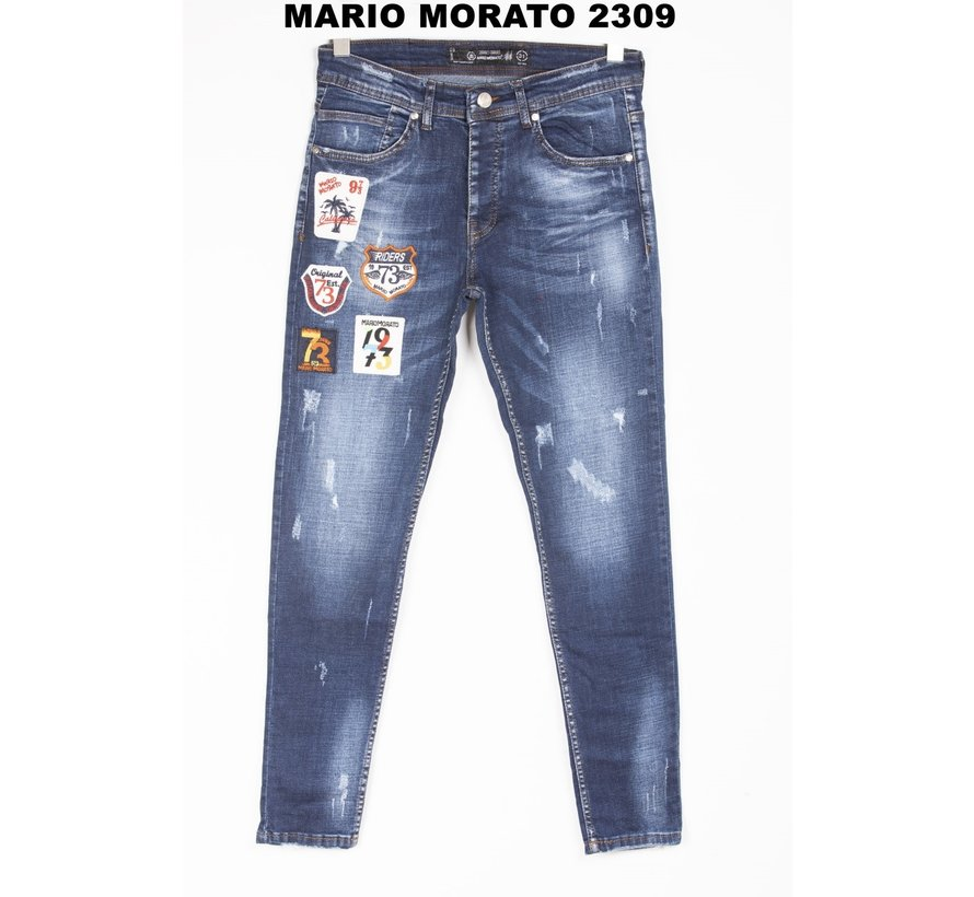 Jeans 2309 Navy