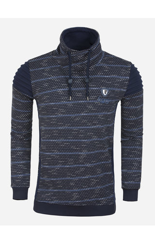 Gaznawi Sweater 66098 Visp Navy
