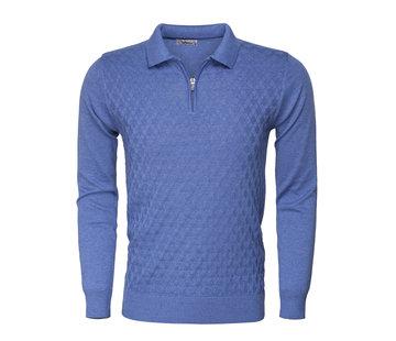 Wam Denim Sweater 77208 Blue