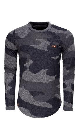Wam Denim Sweater 76154 Navy