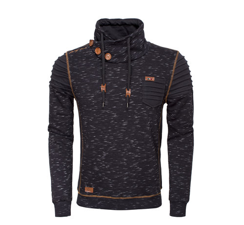 Wam Denim Sweater 76150 Black