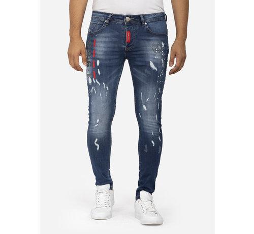 Arya Boy Jeans 82090 Navy