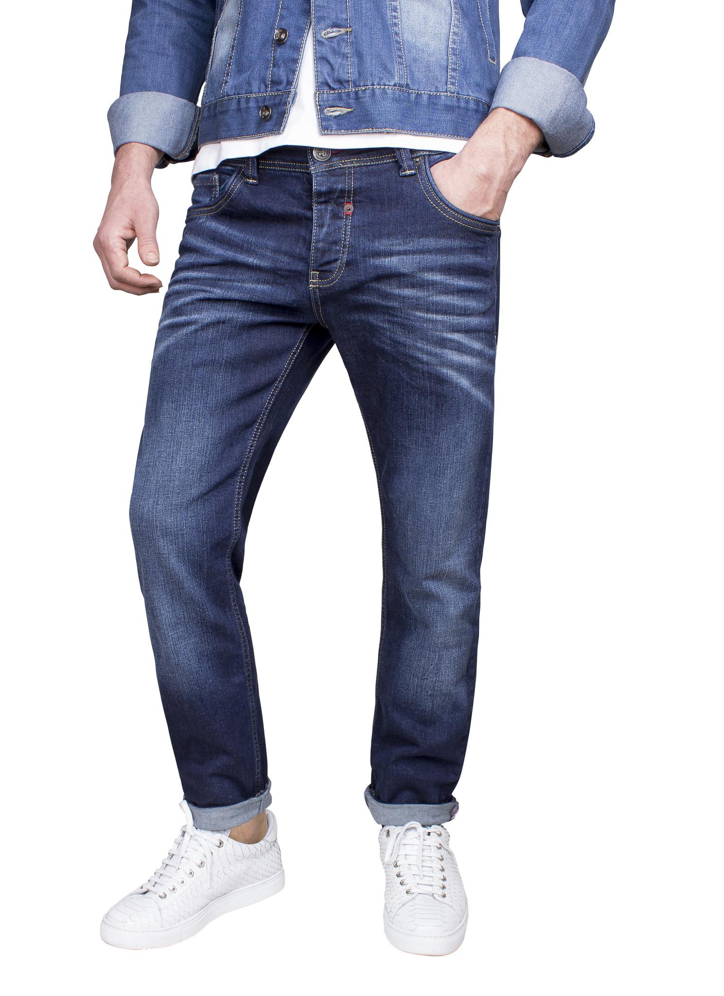 Arya Boy Jeans 82068 Dark Navy Maat: 36/34