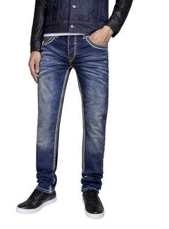Gaznawi Jeans 68024 Dark Blue L34