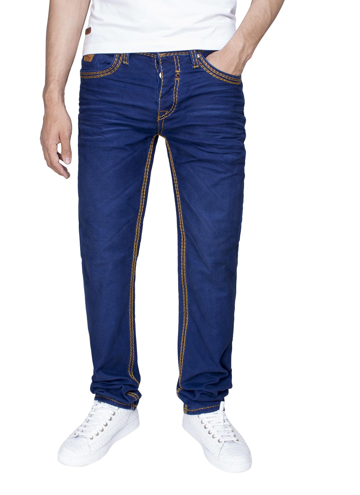 Wam Denim Jeans 92180 Blue L34 Maat: 34/34