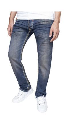 Wam Denim Jeans 72081 Dark Navy L34