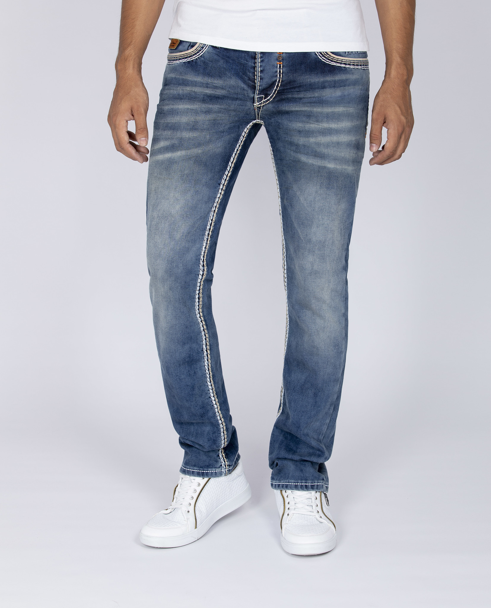 Wam Denim Jeans  Maat: 40/34