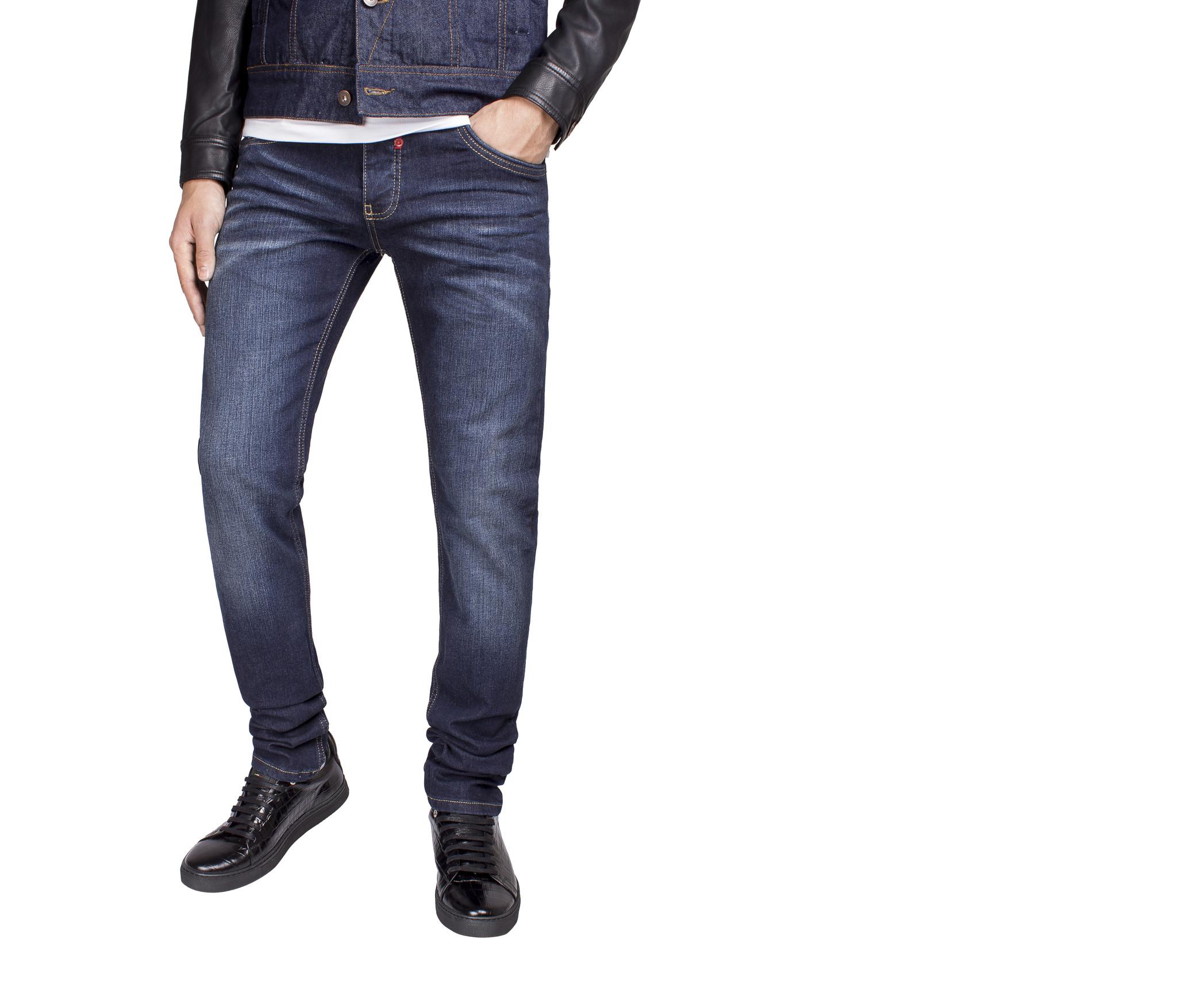Arya Boy Jeans 82069 Dark Navy L34 Maat: 36/34