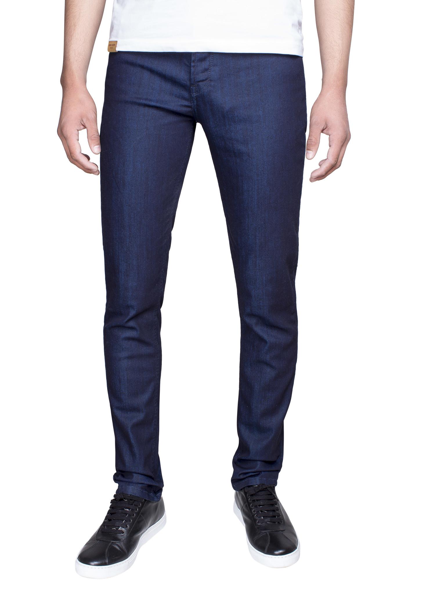 Gaznawi Jeans 68016 Navy Blue Maat: 38/34