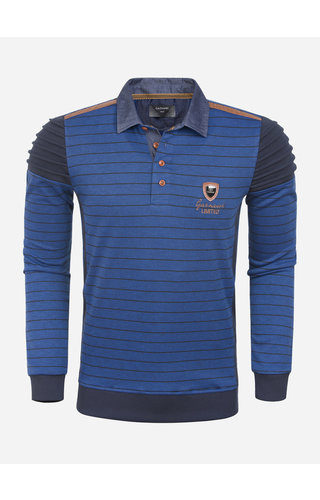 Gaznawi Sweater 66094 Royal Blue