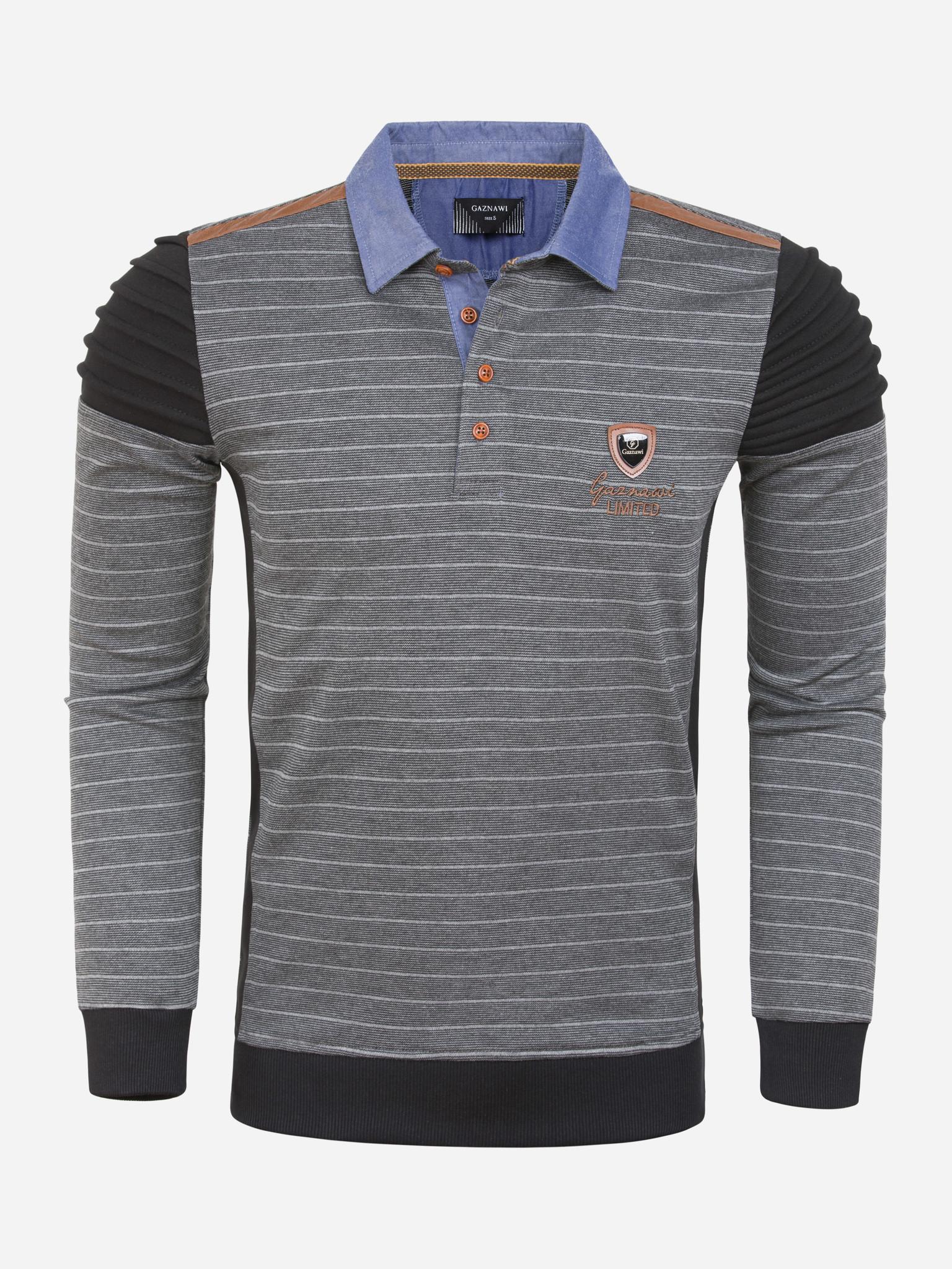 Gaznawi Sweater 66094 Anthracite Maat: 4XL