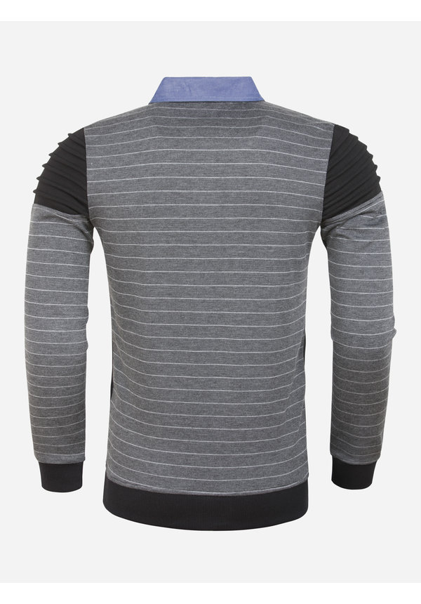 Sweater 66094 Anthracite