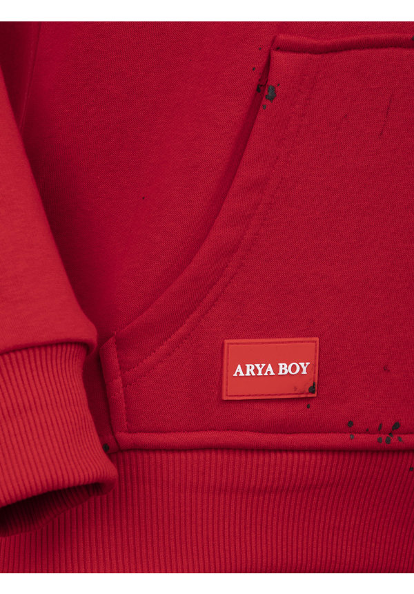 Sweater 86214 Red