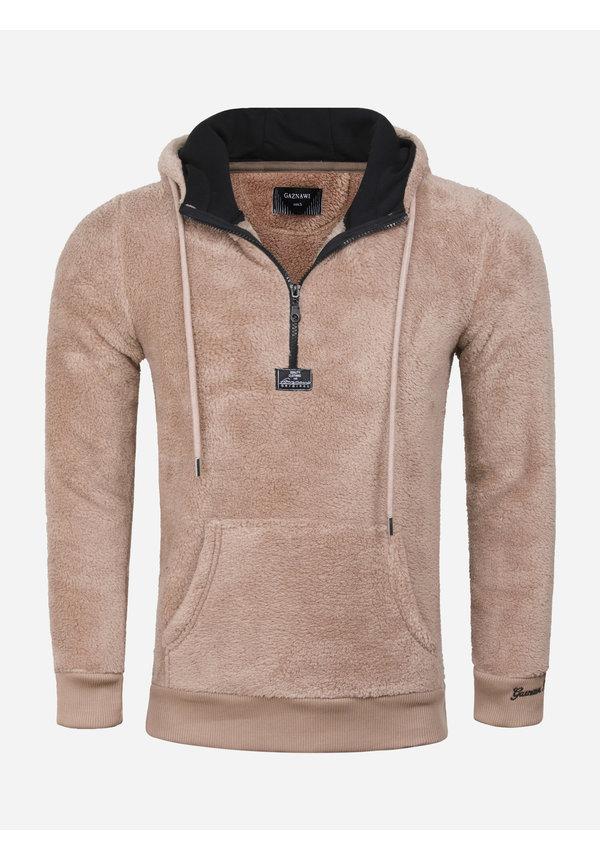 Teddy Bear Hoody/Sweater 66105 Beige